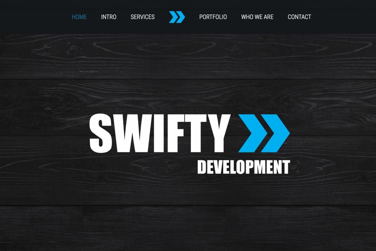 Swifty Development - Web Design & Development (Portfolio Swifty Development)